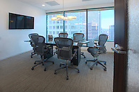 Interior Image of exterior conference room at Busines Suites Harborplace by Jeffrey Sauers of Commercial Photographics