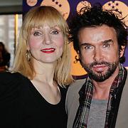 NLD/Amsterdam/20120131 - Uitreiking Beauty Astir Awards 2011, Mari van der Ven en vriendin