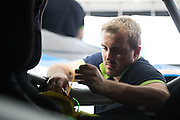 March 17-19, 2016: Mobile 1 12 hours of Sebring 2016. Konrad motorsport mechanic