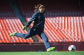 20131026 - Women's Friendly - USA Training