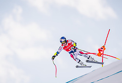 27.01.2019, Streif, Kitzbühel, AUT, FIS Weltcup Ski Alpin, SuperG, Herren, im Bild Alexis Pinturault (FRA) // Alexis Pinturault of France in action during his run in the men's Super-G of FIS ski alpine world cup at the Streif in Kitzbühel, Austria on 2019/01/27. EXPA Pictures © 2019, PhotoCredit: EXPA/ Johann Groder