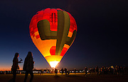 Dylan Beeman and Arizona Balloon Festival.