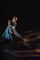 Former Rambert dancer Yolande Yorke-Edgell dances in Robert Cohan's Canciones de Alma.<br /> <br /> Robert Cohan has reconstructed his only female solo Canciones Del Alma for Yolande Yorke-Edgell who also presents her latest work, Unfold to Centre. No Strings Attached is the first professional commission for 16-year-old Charlotte Edmonds, twice winner of the Royal Ballet School&rsquo;s Senior Choreographic Award.