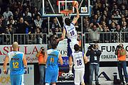 DESCRIZIONE : Cantu Lega A 2011-12 Bennet cantu Vanoli Braga Cremona<br /> GIOCATORE : Giorgi Shermadini<br /> SQUADRA :  Bennet cantu <br /> EVENTO : Campionato Lega A 2011-2012 <br /> GARA : Bennet cantu Vanoli Braga Cremona<br /> DATA : 22/01/2012<br /> CATEGORIA : Schiacciata<br /> SPORT : Pallacanestro <br /> AUTORE : Agenzia Ciamillo-Castoria/ L.Goria<br /> Galleria : Lega Basket A 2011-2012 <br /> Fotonotizia : Cantu Lega A 2011-12  Bennet cantu Vanoli Braga Cremona<br /> Predefinita