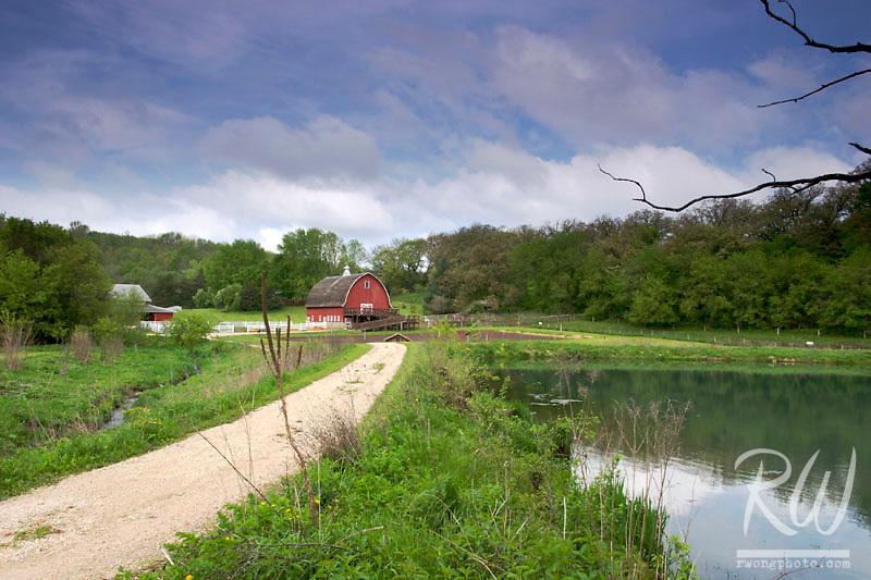Seed Savers Heritage Farm, Decorah, Iowa