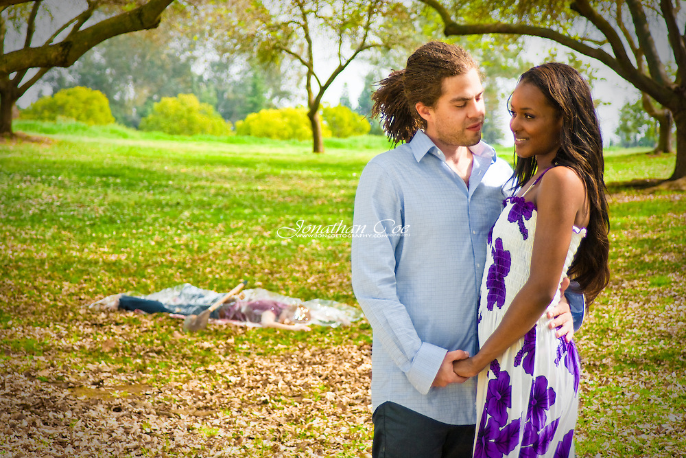 Models: Niqui McNeal, Jessie James Hollywood &amp; Andrew<br /> Location: Woodward Park, Fresno, CA