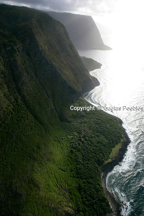 North Shore Molokai, Hawaii