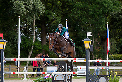 Allen Harry, IRL, Dancing Queen Z<br /> European Jumping Championship Children<br /> Zuidwolde 2019<br /> © Hippo Foto - Dirk Caremans<br /> Allen Harry, IRL, Dancing Queen Z