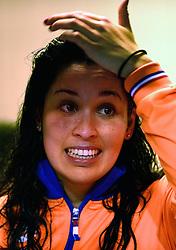 10-04-2014 NED: NK Swim Cup, Eindhoven<br /> Ranomi Kromowidjojo
