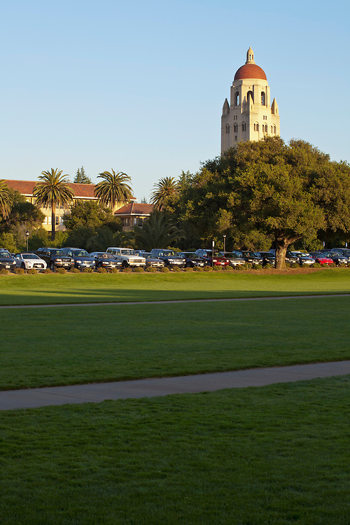 Stanford University Campus in Palo Alto, CA.