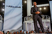 Tyler Perry in The Passion, a two-hour epic musical event airing live from New Orleans on Palm Sunday on Fox.