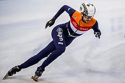 12-01-2018 DUI: ISU European Short Track Championships 2018 day 1, Dresden<br /> Itzhak de Laat NED #65