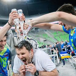20130608: SLO, Volleyball - Eurovolley 2013 Qualifications, Slovenia vs Croatia