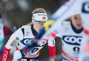 KUUSAMO, FINLAND - 2017-11-26: Ragnhild Haga under damernas l&auml;ngdkid&aring;kning 10km jaktstart under FIS World Cup Ruka Nordic p&aring; Ruka Stadium den 26 November, 2017 i Kuusamo, Finland.<br /> Foto: Nils Petter Nilsson/Ombrello<br /> ***BETALBILD***