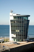 Marine Operations Centre building, Aberdeen harbour, Scotland
