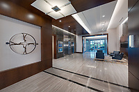 Interior image of 8110 Maple Lawn Corporate Center in Maryland by Jeffrey Sauers of Commercial Photographics, Architectural Photo Artistry in Washington DC, Virginia to Florida and PA to New England