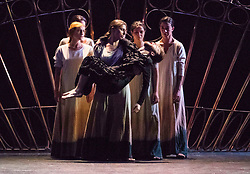 A new production of Verdi's dark operatic thriller, given by the Edinburgh International Festival's 2017 resident company Teatro Regio of Turin, conducted by Gianandrea Noseda and directed by Emma Dante. The production runs from 18-20 August at the Festival Theatre in Edinburgh.