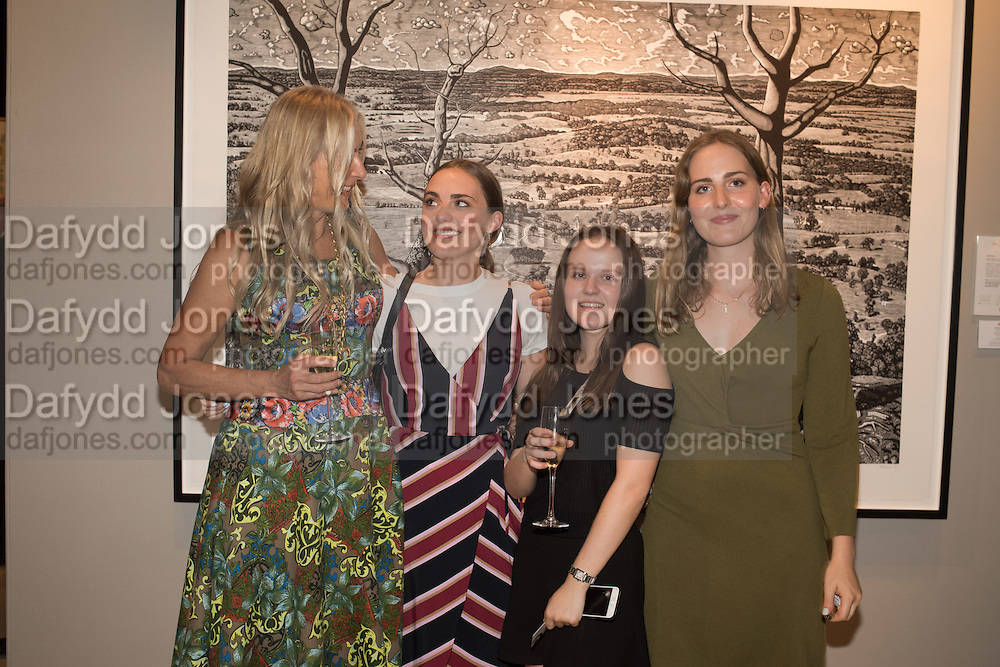 REBECCA HOSSACK, The LAPADA Art & Antiques Fair - private view, Berkeley Sq. London. 12  September 2016