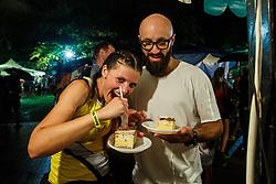 11th Nocna 10ka 2017, traditional run around Bled's lake, on July 08, 2017 in Bled,  Slovenia. Photo by Grega Valančič / Sportida