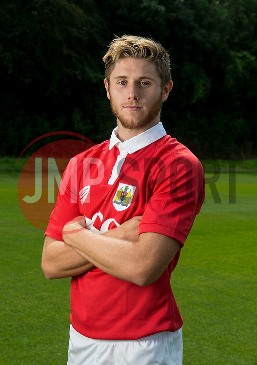Bristol City's Wes Burns - Photo mandatory by-line: Joe Meredith/JMP - Mobile: 07966 386802 05/08/2014 - SPORT - FOOTBALL - Bristol - Ashton Gate - Press Day