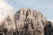 Peaks near the Valbona Pass, Peaks of the Balkans Trail, Albania © Rudolf Abraham