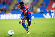 Crystal Palace #23 Pape Souare during the EFL Cup match between Crystal Palace and Huddersfield Town at Selhurst Park, London, England on 19 September 2017. Photo by Sebastian Frej.