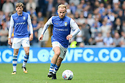 Sheffield Wednesday midfielder Barry Bannan (10)  during the EFL Sky Bet Championship match between Sheffield Wednesday and Sheffield Utd at Hillsborough, Sheffield, England on 24 September 2017. Photo by Phil Duncan.
