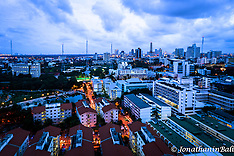 Bangkok Nights and Cityscapes