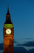 Big Ben at Sunset