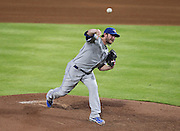 ATLANTA, GA - JUNE 08:  Pitcher Kyle Drabek #4 of the Toronto Blue Jays throws a pitch during the game against the Atlanta Braves at Turner Field on June 8, 2012 in Atlanta, Georgia.  (Photo by Mike Zarrilli/Getty Images)