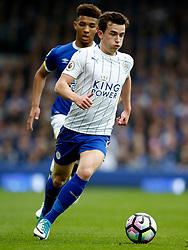 Ben Chilwell of Leicester City - Mandatory by-line: Matt McNulty/JMP - 09/04/2017 - FOOTBALL - Goodison Park - Liverpool, England - Everton v Leicester City - Premier League