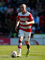 Luke McCullough of Doncaster Rovers  - Mandatory by-line: Matt McNulty/JMP - 08/04/2017 - FOOTBALL - The Keepmoat Stadium - Doncaster, England - Doncaster Rovers v Mansfield Town - Sky Bet League Two