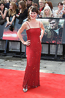 Helen McCrory Harry Potter and the Deathly Hallows part 2 World Premiere, Trafalgar Square, London, UK, 07 July 2011:  Contact: Rich@Piqtured.com +44(0)7941 079620 (Picture by Richard Goldschmidt)