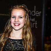 NLD/Amsterdam/20150112 - Film premiere Onder het Hart, Lizzy van Vleuten