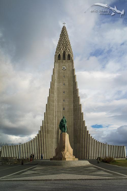 Hallgrímskirkja, Reykavik, Iceland
