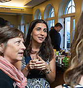 """The Jewish Education Project's """"Celebrate Our Future"""" Benefit recognized the Young Pioneer Award winners at the Faculty House of Columbia University on June 4, 2012 in New York. Photographed by Jeffrey Holmes Photography."""