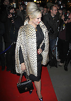 Immodesty Blaize arrives for the Premiere of 'The Commuter' held at Aqua, London, UK, 25 October 2010: For piQtured Sales contact: Ian@Piqtured.com +44(0)791 626 2580 (picture by Richard Goldschmidt)