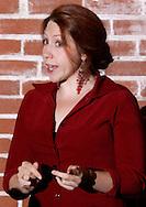 "Jene Rebbin Shaw during Mayhem & Mystery's production of ""Festival Fracas"" at the Spaghetti Warehouse in downtown Dayton, Monday, September 27, 2010."