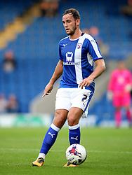 Dan Gardner of Chesterfield - Mandatory by-line: Matt McNulty/JMP - 02/08/2016 - FOOTBALL - Pro Act Stadium - Chesterfield, England - Chesterfield v Leicester City - Pre-season friendly