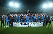Cricket - India v New Zealand 3rd T20I at Thiruvananthapuram