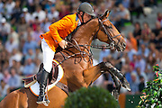 Jeroen Dubbeldam - Zenith SFN<br /> Alltech FEI World Equestrian Games&trade; 2014 - Normandy, France.<br /> &copy; DigiShots