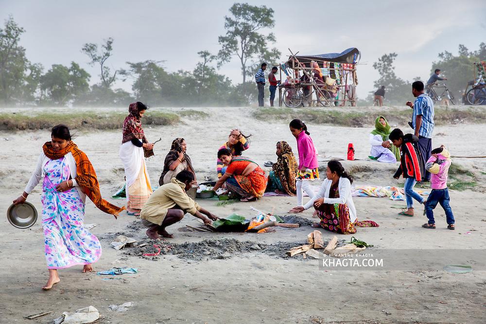 Dibru Saikhwa National Park, Assam, India