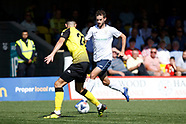 Harrogate Town AFC 2-1 Stockport County FC 24.8.19