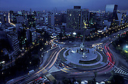 Paseo de la Reforma, Mexico City, Mexico