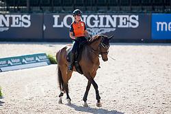 Van der Lee Dorien, NED, Findsley<br /> World Equestrian Games - Tryon 2018<br /> © Hippo Foto - Sharon Vandeput<br /> 15/09/2018