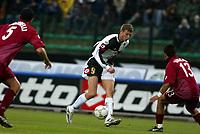 Siena 19-12-2004<br />Campionato  Serie A Tim 2004-2005<br />Siena Livorno<br />nella  foto Flo<br />Foto Snapshot / Graffiti