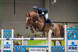 Stoffelen Tom, BEL, Madam +<br /> Nationaal Indoorkampioenschap  <br /> Oud-Heverlee 2020<br /> © Hippo Foto - Dirk Caremans