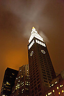 New York . New York Life insurance company building at night  / new York Life insurance company building la nuit  New York; Manhattan - Etats-unis