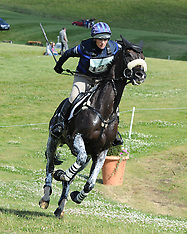 JUL 2014 Zara Phillips in Barbury