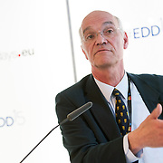 03 June 2015 - Belgium - Brussels - European Development Days - EDD - Growth - Ideas to impact-Innovation prizes for development - James Mackie , <br /> Senior Adviser EU Development Policy, European Centre for Development Policy Management © European Union